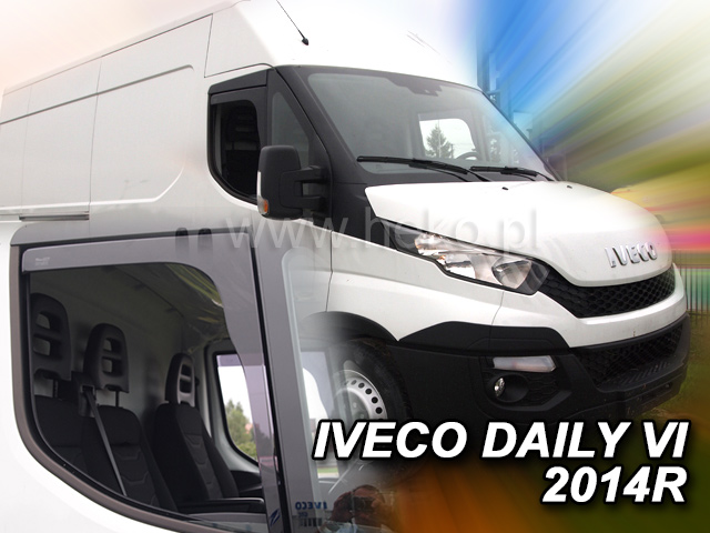 Ofuky IVECO Daily od 2014