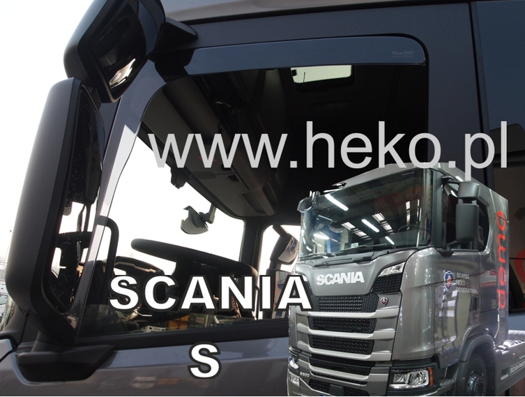 Ofuky Scania serie S/R 16R