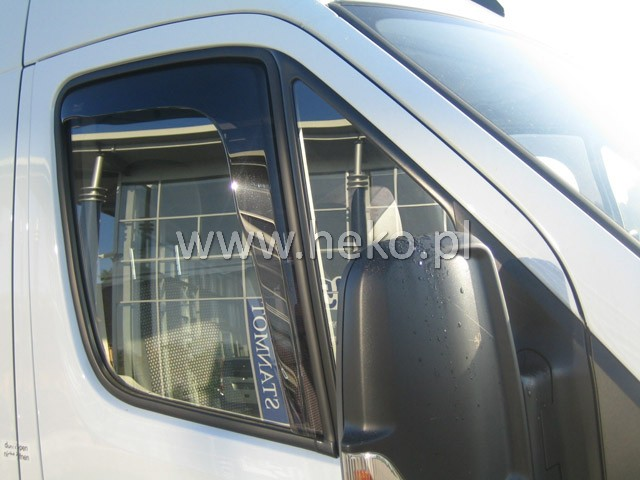 Ofuky MERCEDES Sprinter/ VW Crafter od 2006