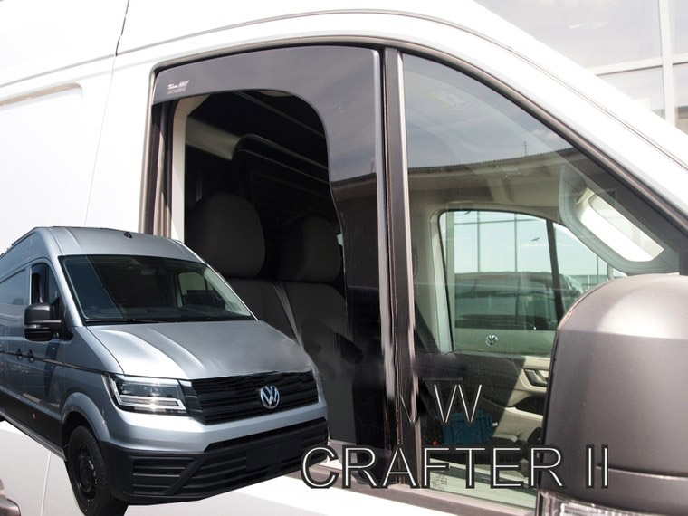Ofuky VW Crafter od 2017